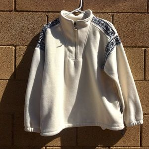 Vintage Woolrich Fleece Pullover